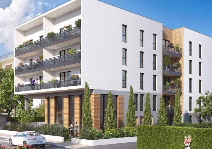 Programme neuf Thonon Les Bains Haute Savoie 74029128 Nova solutions immobilieres