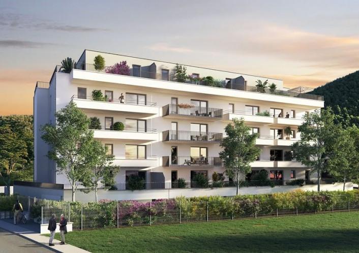 Programme neuf Albertville Savoie 74029130 Nova solutions immobilieres