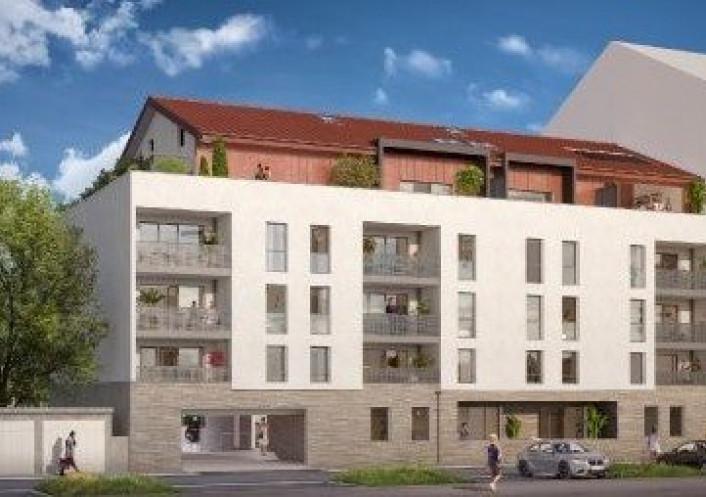 Programme neuf Bonneville Haute Savoie 7402913 Nova solution immobiliere
