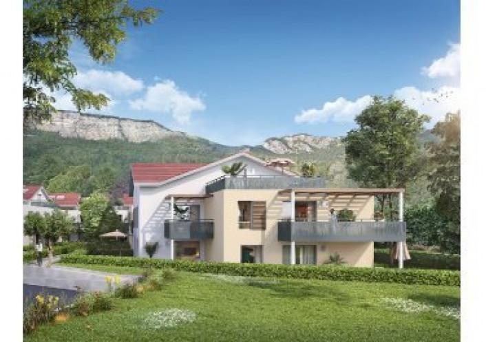 Programme neuf Bonneville Haute Savoie 7402914 Nova solution immobiliere