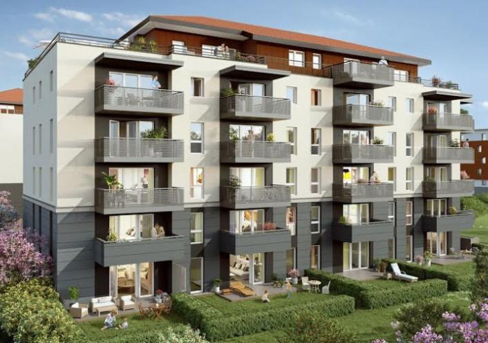 Programme neuf Bonneville Haute Savoie 74029154 Nova solutions immobilieres