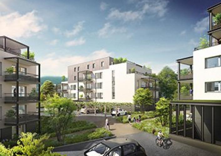 Programme neuf La Roche Sur Foron Haute Savoie 7402917 Nova solution immobiliere