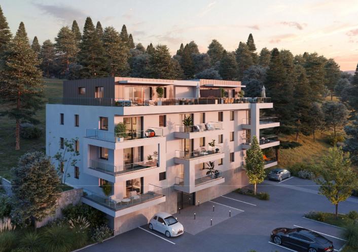 New build Evian Les Bains Haute Savoie 74029189 Nova solutions immobilieres