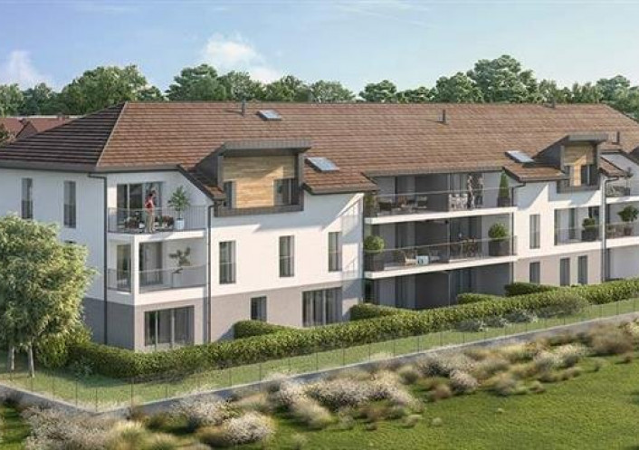 New build Saint Pierre En Faucigny Haute Savoie 7402918 Nova solution immobiliere
