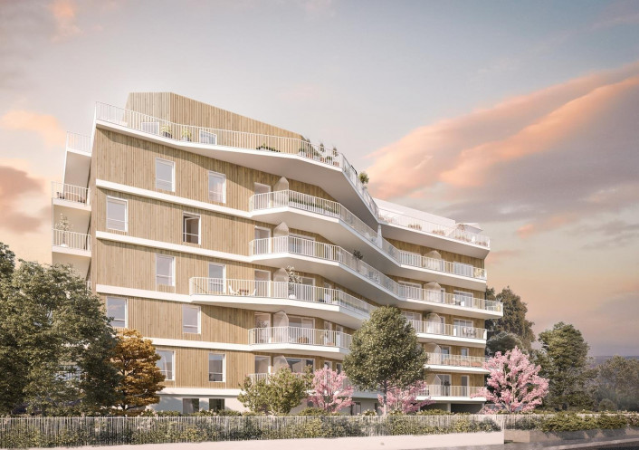 Programme neuf Annecy Haute Savoie 7402927 Nova solutions immobilieres