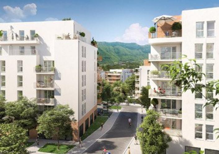 Programme neuf Seynod Haute Savoie 7402928 Nova solutions immobilieres
