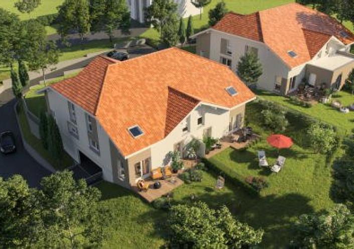 Programme neuf Vetraz Monthoux Haute Savoie 7402931 Nova solution immobiliere