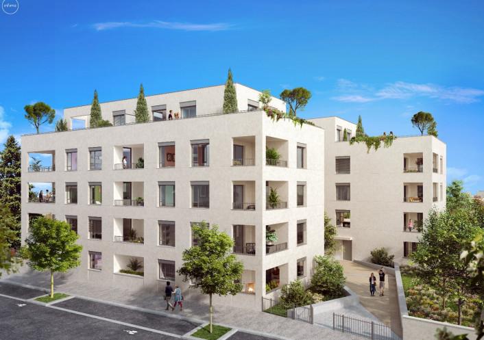 Programme neuf Lyon 9eme Arrondissement Rhône 7402936 Nova solution immobiliere
