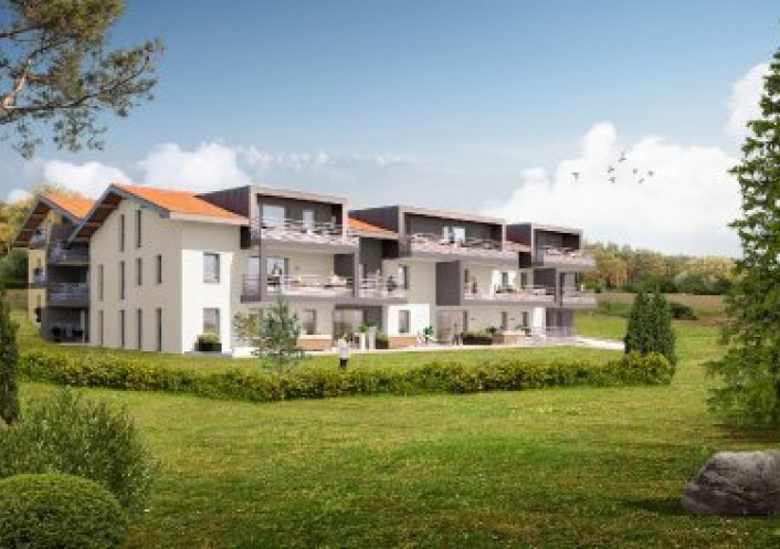 New build Neydens Haute Savoie 7402939 Nova solution immobiliere