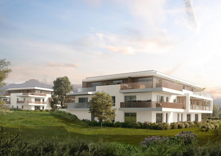 New build Argonay Haute Savoie 7402942 Nova solution immobiliere
