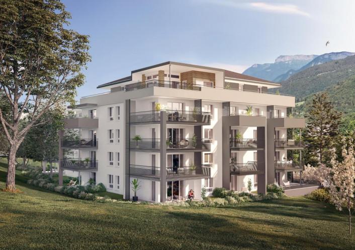 Programme neuf Seynod Haute Savoie 7402943 Nova solution immobiliere