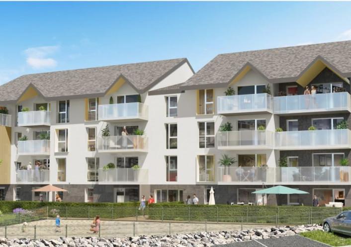 Programme neuf La Balme De Sillingy Haute Savoie 7402947 Nova solution immobiliere
