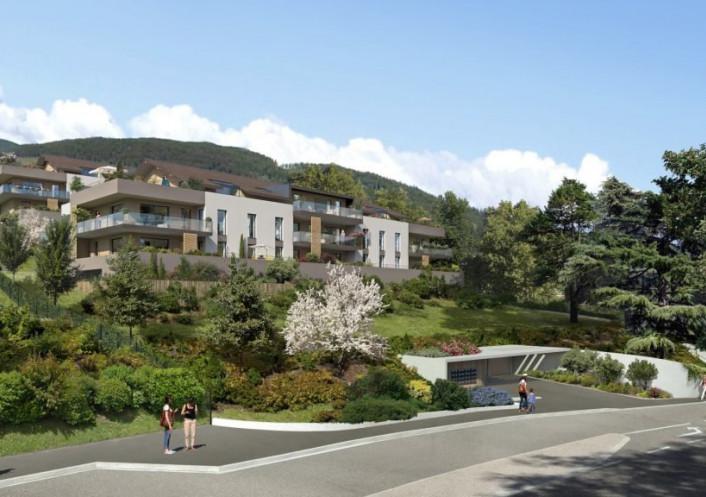 Programme neuf Sevrier Haute Savoie 7402950 Nova solution immobiliere