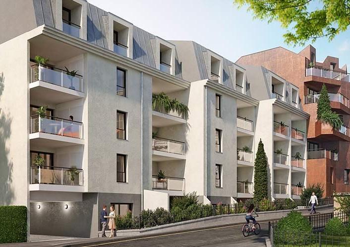 Programme neuf Aix Les Bains Savoie 7402951 Nova solutions immobilieres