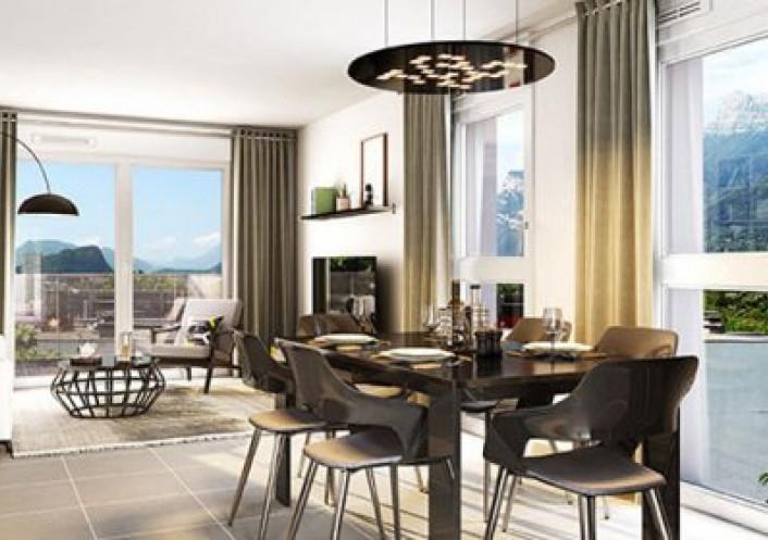 New build Sallanches Haute Savoie 7402952 Nova solution immobiliere
