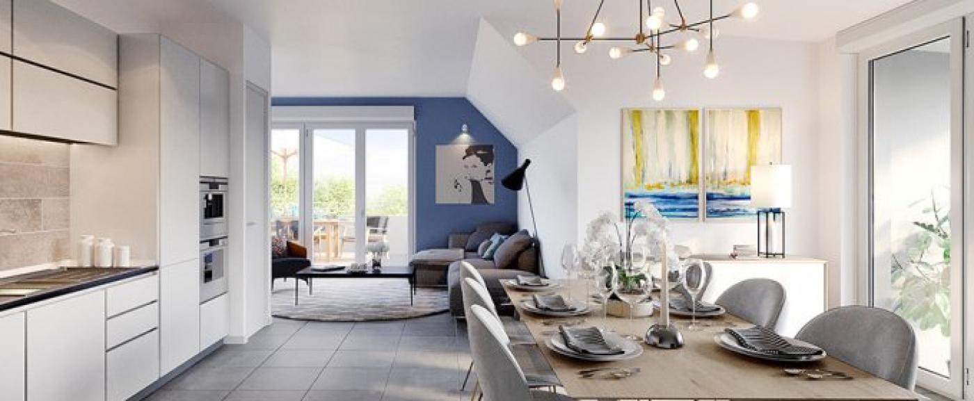 Programme neuf Cognin Savoie 7402953 Nova solutions immobilieres