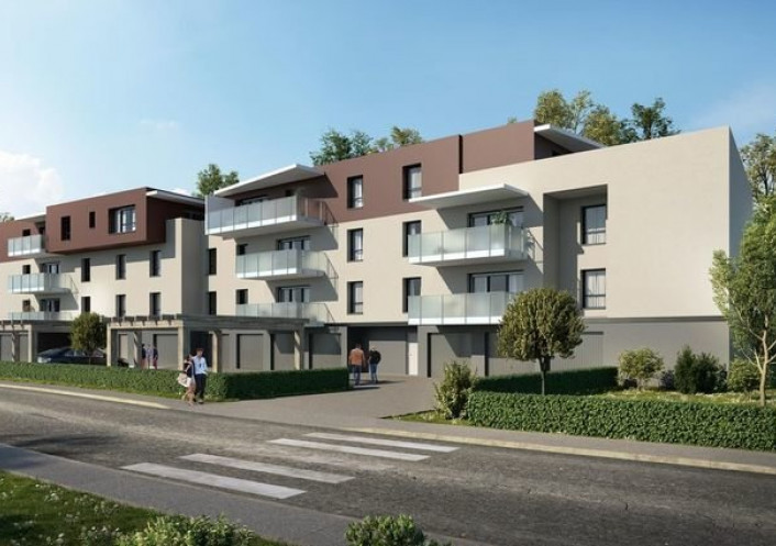 Programme neuf Gilly Sur Isere Savoie 7402954 Nova solution immobiliere