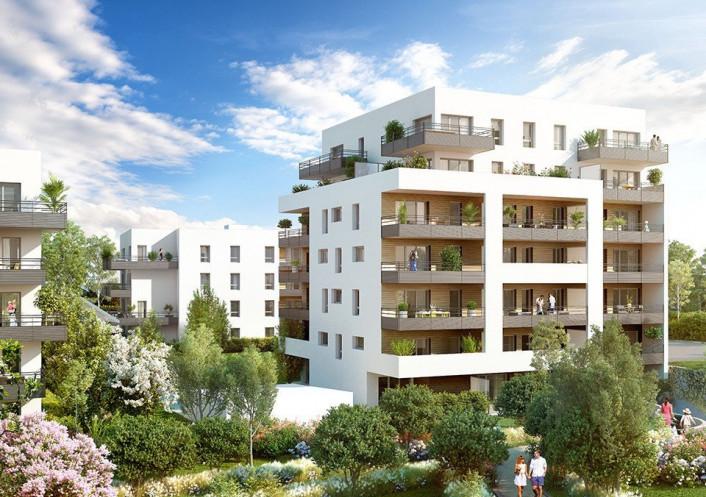 Programme neuf Annemasse Haute Savoie 7402960 Nova solution immobiliere