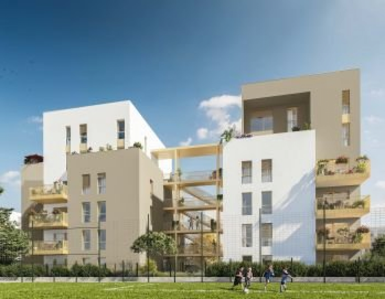 Programme neuf Lyon 8eme Arrondissement Rhône 7402961 Nova solutions immobilieres