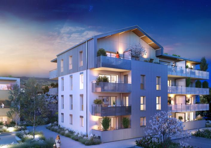 Programme neuf Bons En Chablais Haute Savoie 7402963 Nova solution immobiliere