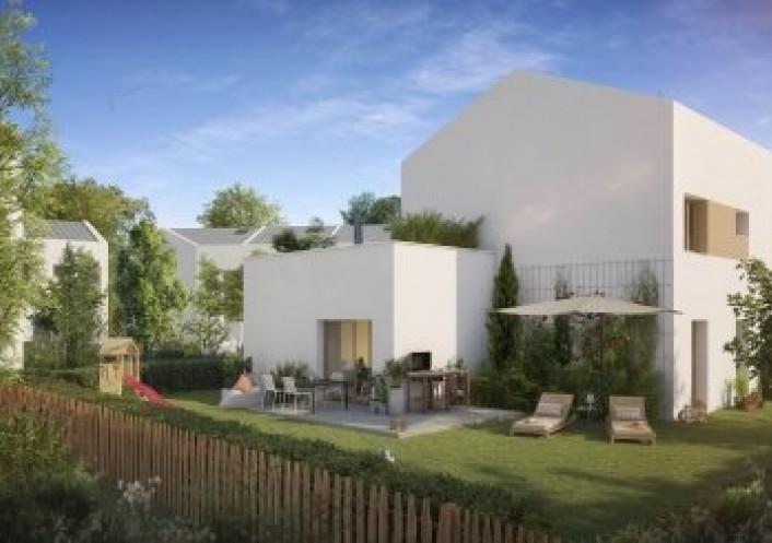 Programme neuf Lyon 9eme Arrondissement Rhône 7402966 Nova solution immobiliere