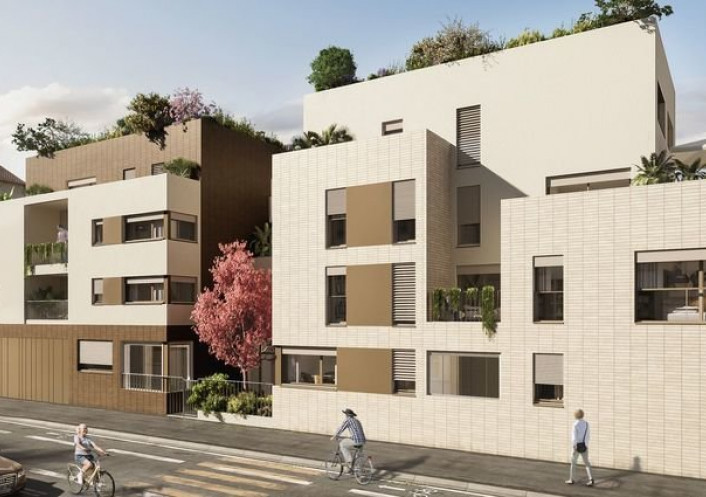 Programme neuf Lyon 3eme Arrondissement Rhône 7402967 Nova solution immobiliere