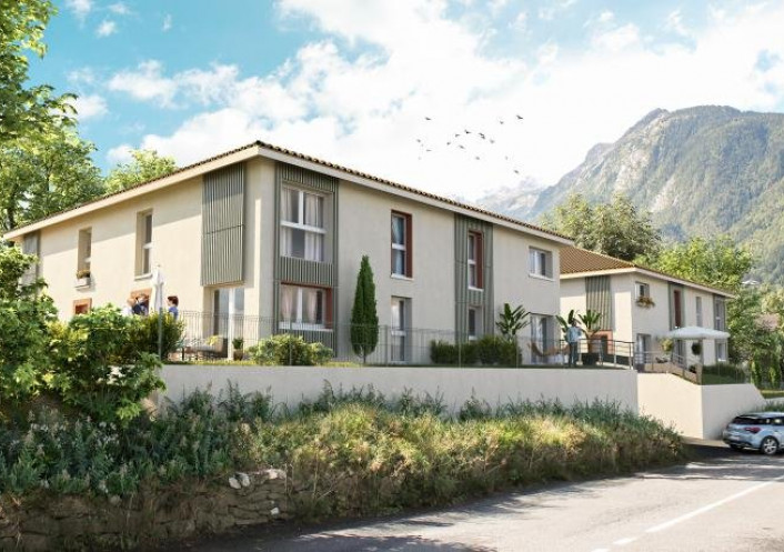 Programme neuf Thones Haute Savoie 7402968 Nova solution immobiliere