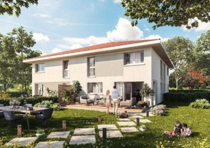 Programme neuf Chens Sur Leman Haute Savoie 7402970 Nova solution immobiliere