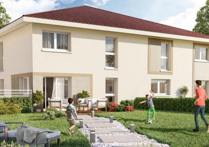 Programme neuf Bons En Chablais Haute Savoie 7402971 Nova solution immobiliere