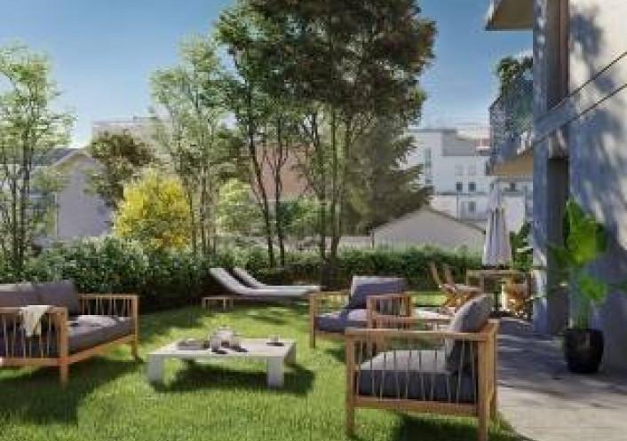 Programme neuf Lyon 8eme Arrondissement Rhône 7402973 Nova solution immobiliere