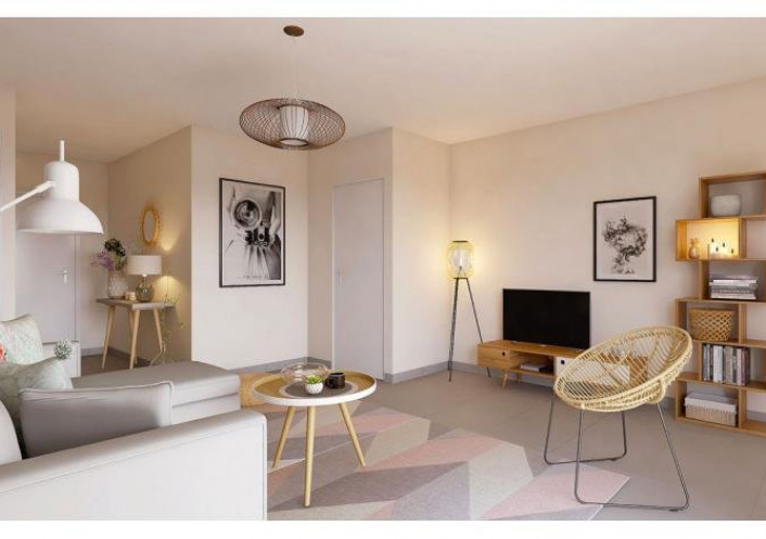 Programme neuf Lyon 8eme Arrondissement Rhône 7402974 Nova solution immobiliere