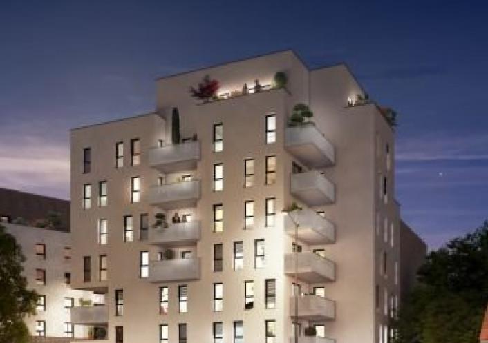 Programme neuf Lyon 8eme Arrondissement Rhône 7402975 Nova solution immobiliere