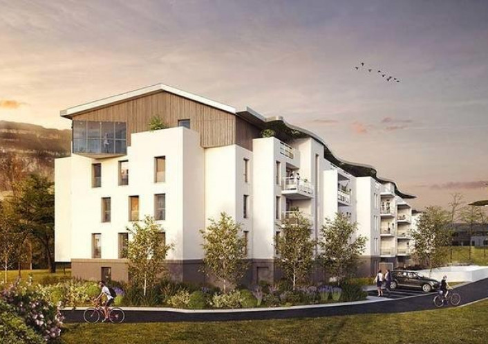 Programme neuf Etrembieres Haute Savoie 7402980 Nova solution immobiliere