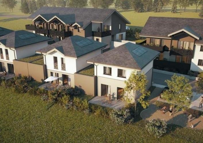 Programme neuf Cranves Sales Haute Savoie 7402982 Nova solution immobiliere