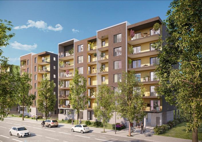 Programme neuf Annecy Haute Savoie 7402997 Nova solution immobiliere