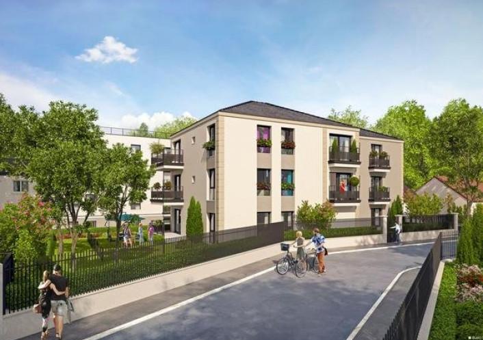 Programme neuf L'hay Les Roses Val De Marne 7504214 Cj immobilier