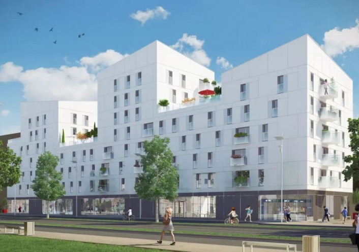 Programme neuf Carrieres Sous Poissy Yvelines 7504215 Cj immobilier