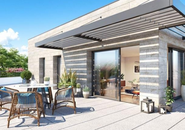 Programme neuf Rocquencourt Yvelines 7504216 Cj immobilier