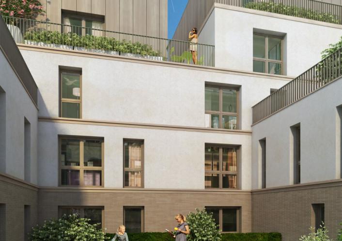 Programme neuf Colombes Hauts De Seine 7504218 Cj immobilier