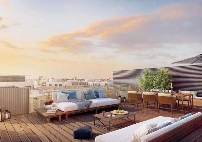 Programme neuf Issy Les Moulineaux Hauts De Seine 7504221 Cj immobilier