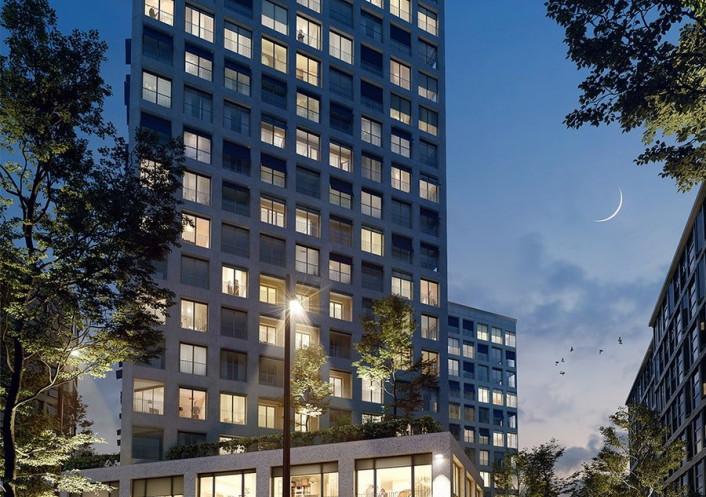 Programme neuf Paris 18eme Arrondissement Paris 7504223 Cj immobilier