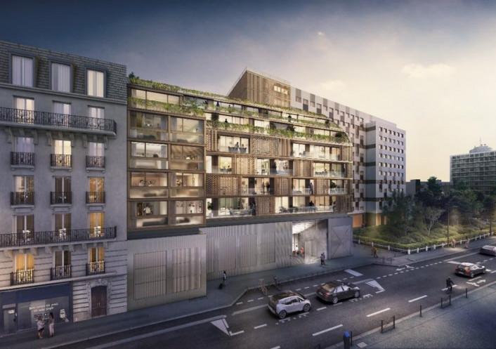 Programme neuf Paris 15eme Arrondissement Paris 7504227 Cj immobilier