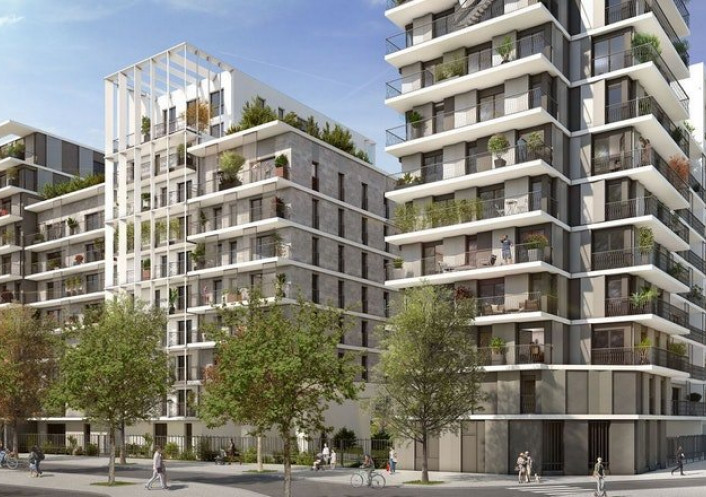 Programme neuf Clichy Hauts De Seine 7504229 Cj immobilier