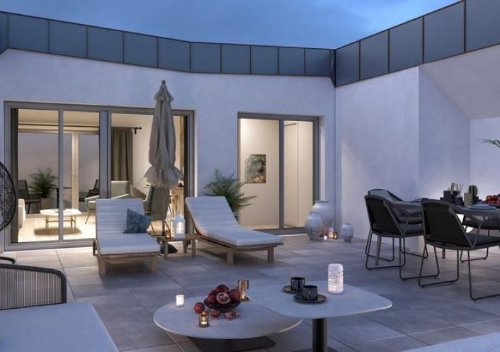 Programme neuf Versailles Yvelines 7504230 Cj immobilier