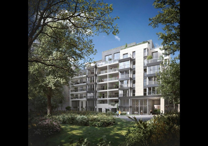 Programme neuf Paris 15eme Arrondissement Paris 7504233 Cj immobilier