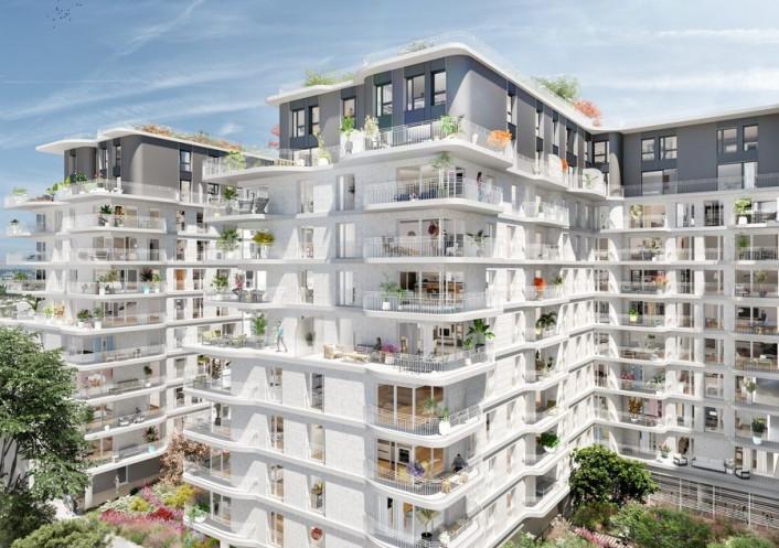 Programme neuf Clichy Hauts De Seine 7504235 Cj immobilier