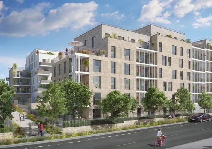 Programme neuf Argenteuil Val D'oise 7504236 Cj immobilier