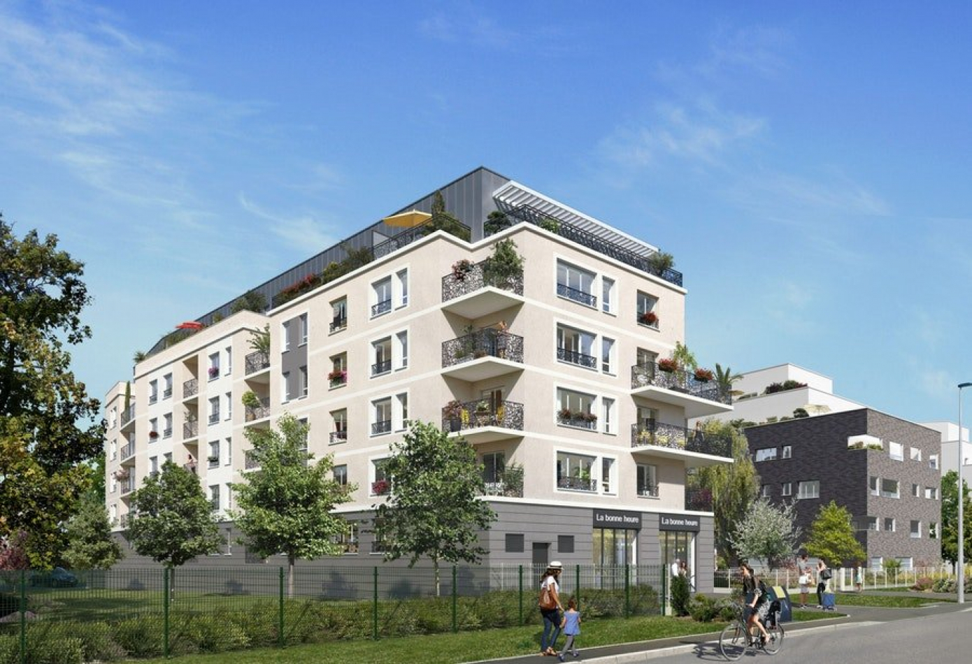 Programme neuf Villepinte Seine Saint Denis 7504238 Cj immobilier