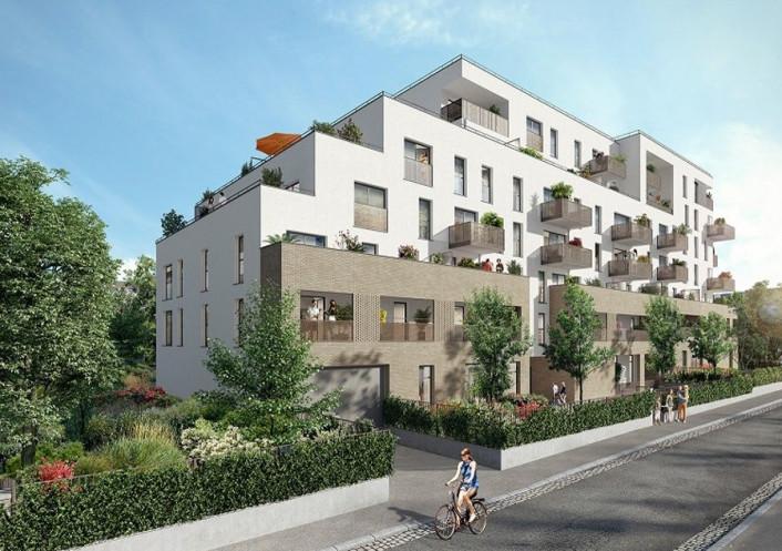 Programme neuf Les Pavillons Sous Bois Seine Saint Denis 7504239 Cj immobilier