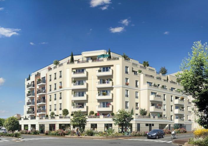 Programme neuf Gagny Seine Saint Denis 7504240 Cj immobilier